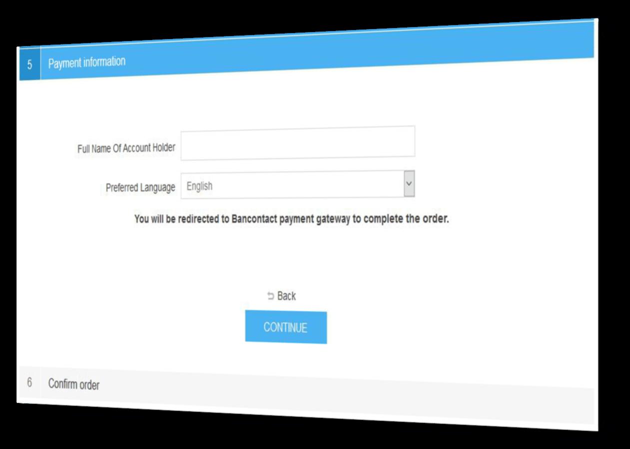 stripe Bancontact payment plugin nopcommerce