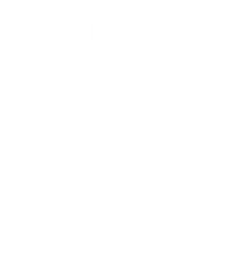 "Picture of ""HAS ONE CATEGORY "" Discount Requirement Rule"