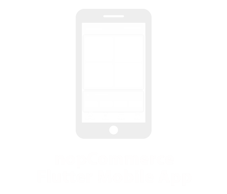 Picture of nopCommerce Admin-Vendor Mobile App (Flutter: Andorid & IOS)