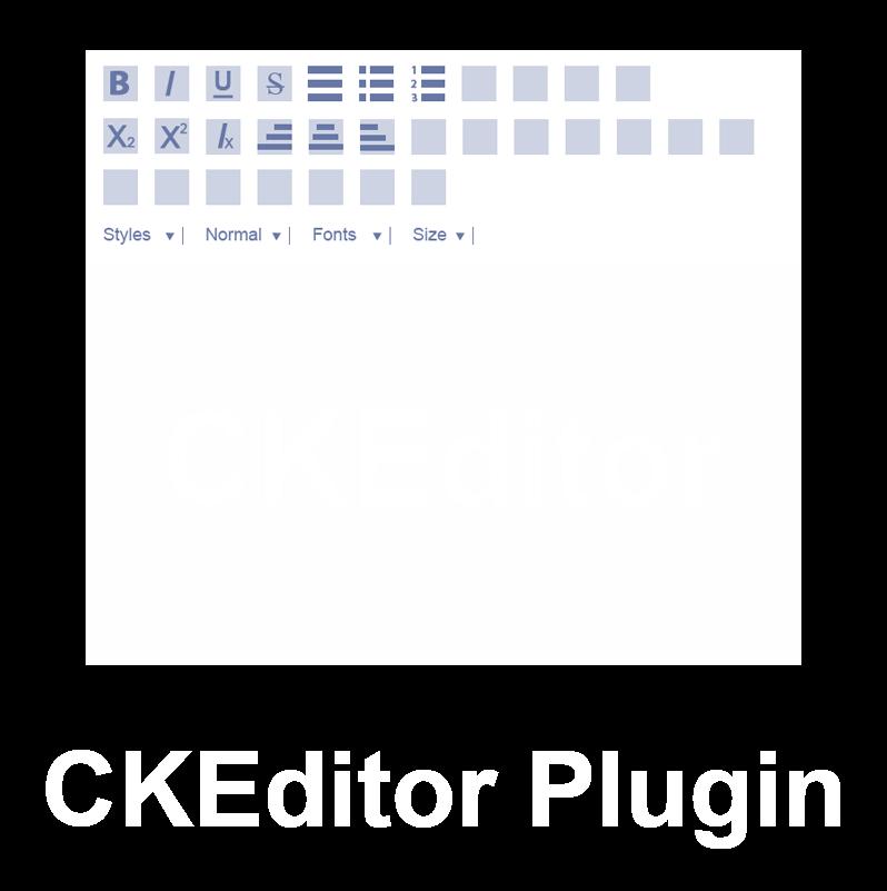 Picture of CK Editor Plugin