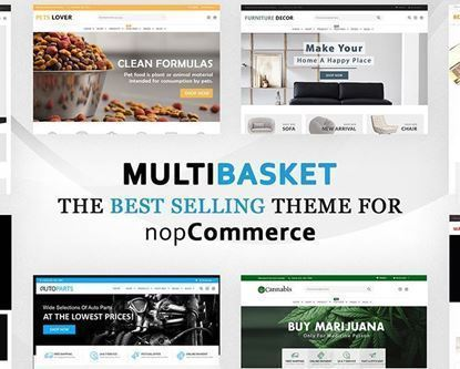 Picture of Multi Basket(Collection  of themes)