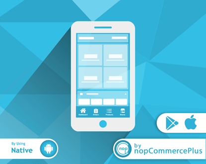 Picture of nopCommerce Admin-Vendor Mobile App (Native: Andorid & IOS)