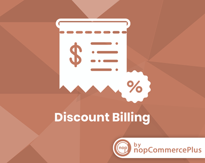 Picture of Discount on Billing Country