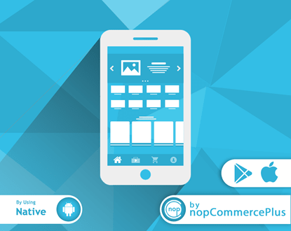 Picture of nopCommerce Customer Mobile App (Native: Andorid & IOS)