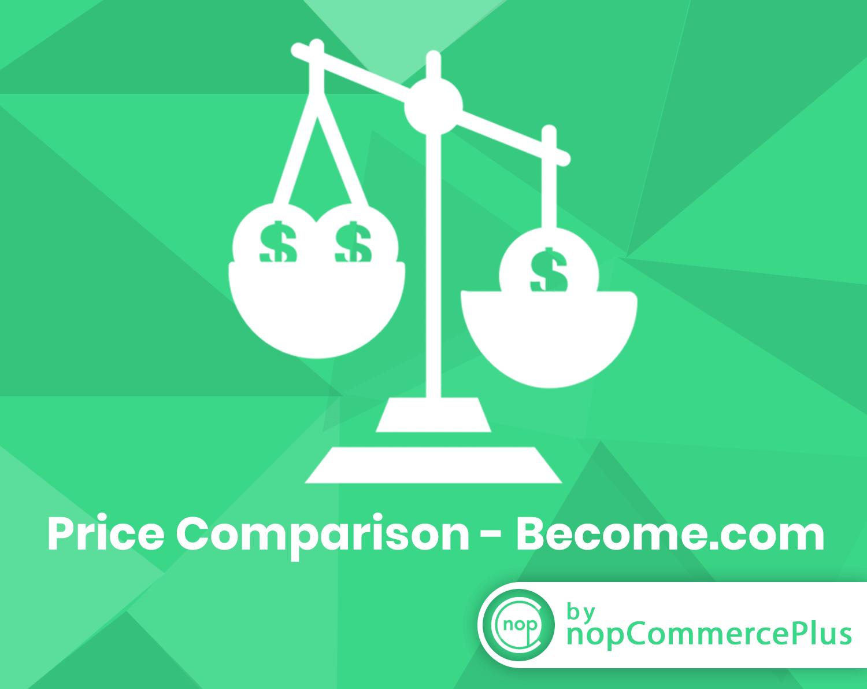 Picture of Price Comparison - Become.com